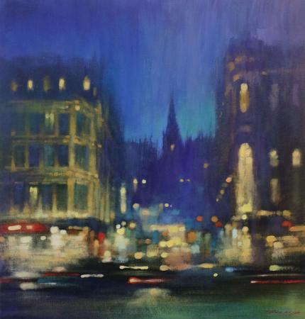London-Bustle-by-Night
