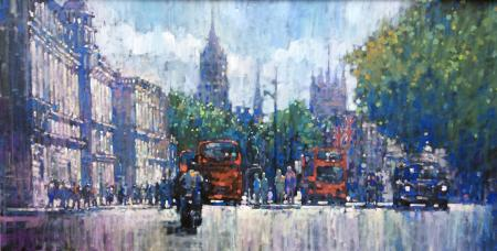 Whitehall-by-Day.moil-on-canvas-61x122cm_£2500-NEW-WEB