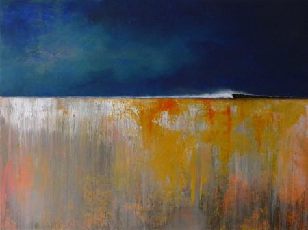 Uluwatu-L-76x100cm-oil-and-acrylic-on-canvas-Gall-P-£3200