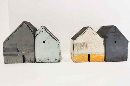 Set of 4 Houses