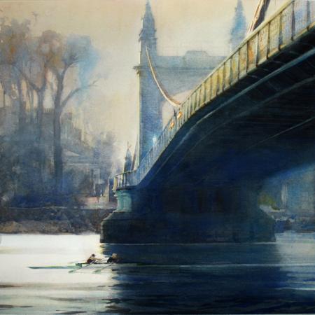 The Bridge at Hammersmith
