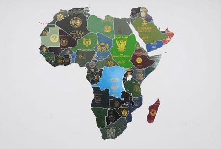 Africa-Passport-Map