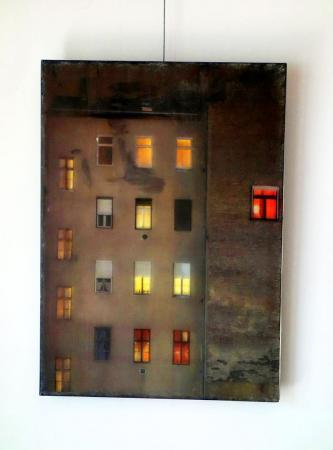 Windows in the East