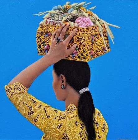 Balinese Textures