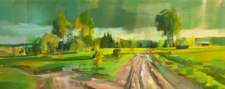 The road I
