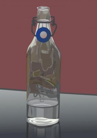 Adrian Marden, Bottled Water