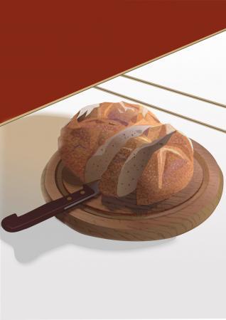 Adrian Marden, Bread