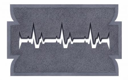 Cardiogram of a city 4