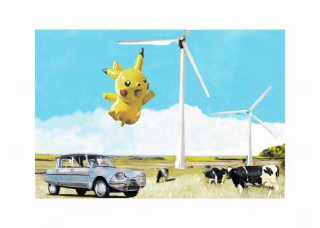 ruralists vs pokemon