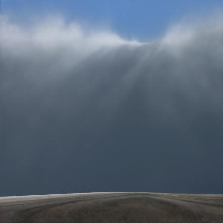 Summer cloudburst