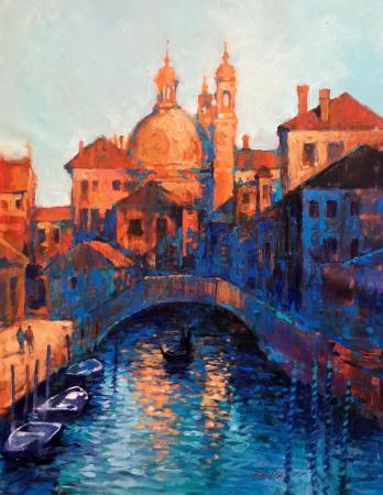 Venice Canal, Dorsoduro