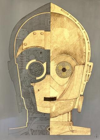 Portrait of a robot